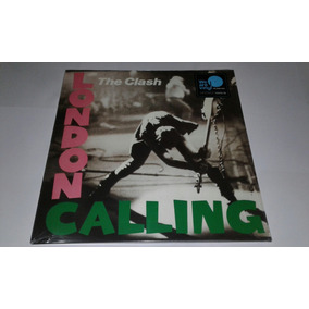 Lp The Clash London Calling Vinil Duplo