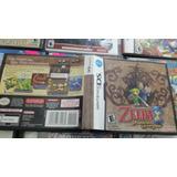 The Legends Of Zelda Phantom Hourglass En Español Ds
