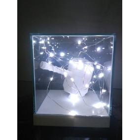 Luminaria Abajur Martelo Thor 3d A Pilha