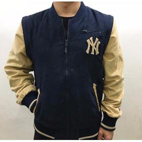 Jaqueta New Era Mlb New York Yankees - Vira Colete a00677b5662