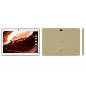 Tablet Dual Chip Dourado 2gb Ram Multilaser Nb277 Android 7
