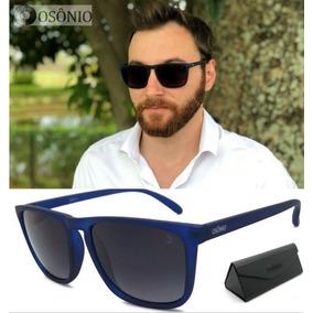 Oculos Masculino Solar Osônio Os04 Tr90 Original Blue. R  70 10914b3fec