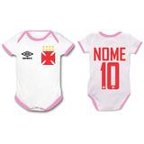 Body Bebe Time De Futebol Vasco Da Gama Roupa Baby Vasco Top 2548904b3c323