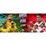 Ingresso Final Copa América Nível 1 + Show + Camisa