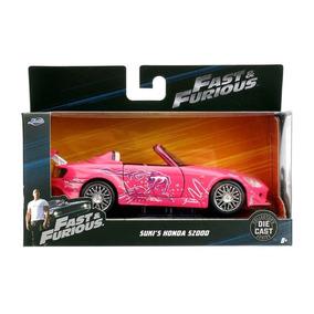 Velozes E Furiosos 1:32 Honda S2000 (s) Fast & Furious