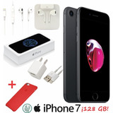 Promoción! Iphone 7 128gb Caja Y Accesorios Original A Meses
