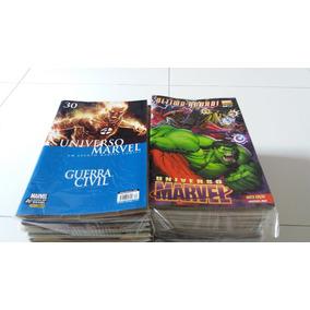 Coleção Completa Universo Marvel 1ª Série Panini