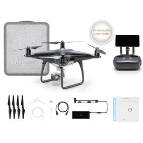 Drone Dji Phantom 4 Pro+ Obsidian Edition C/ Tela 5.5