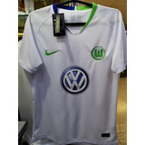 4162c7fbfe Camisa Wolfsburg - Camisa Times Alemães Masculina de Futebol no ...