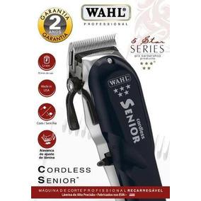 Maquina de corte de pelo wahl senior