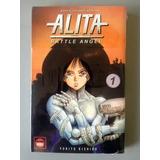 Manga Alita Battle Angel Gunnm 1 En Español Smash Animeien