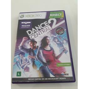 Dance Central 2 Xbox 360 Original Mídia Física