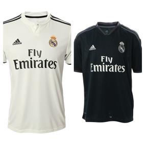 Jersey Playera Del Real Madrid 2018 Local Y Visita adidas e4c9346e1ae10