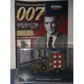 Dodge M-43 Ambulance 007 James Bond. Escala 1/43. Lacrado