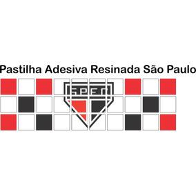260bc46e17 Pastilha Resinada Adesiva Time Futebol