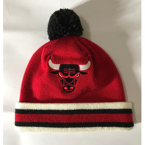 Touca Chicago Bulls New Era Toucas - Acessórios da Moda no Mercado ... 36a1deb92a4