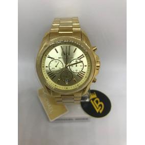 Relogio Feminino Dourado - Relógio Michael Kors Feminino em Mauá no ... 3485e4addf