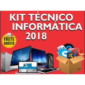 Kit De Programas Tecnico Em Informatica 2018