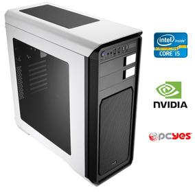 Cpu Computador Gamer Core I5 4gb Ram Hd500 Nvidia 2gb Barato