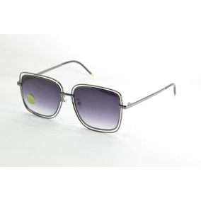 Óculos De Sol Grafite Feminino Lente Degrade Quadrado Degrad 1d4a88976b