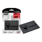 Ssd Kingston 120gb Sata 6gb/s 2.5 Pol. Lacrado A400 500mb/s