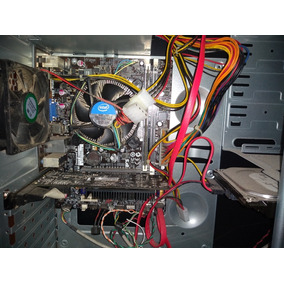 Equipo Pentium Dual Core 2.6ghz 4gb Ram 500 Gb Disco Duro