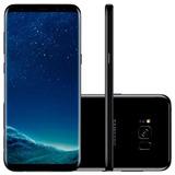 Samsung Galaxy S8+ Plus 64 Gb Dual Tela 6,2 Anatel G955 Nf