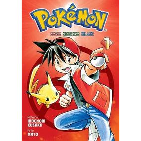 Pokémon - Ed. 1 Red Green Blue