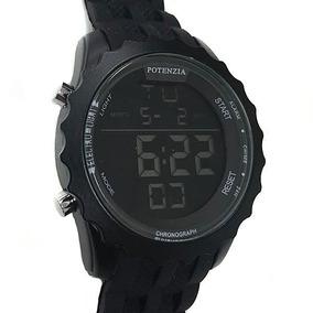 5ed6375b2cf Relógio Masculino Potenzia Original Digital Barato Com Luz