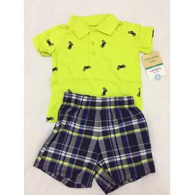 Carters Baby - Roupas de Bebê no Mercado Livre Brasil fe04ebd299