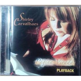 cd de shirley carvalhaes pagina virada play back
