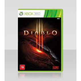 Jogo Diablo Iii Xbox 360 Midia Fisica