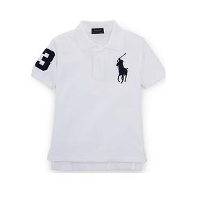 Camisetas Polo Blanca Por Mayor - Ropa para Bebés en Mercado Libre ... 043814c140628