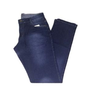 Kit 3 Calças Jeans C/ Elastano Slim Masculina Envio Imediato