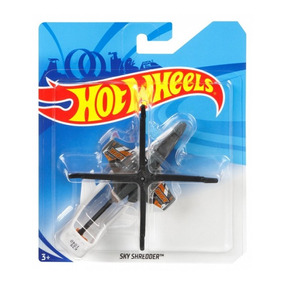 Avião Hot Wheels - Skybusters - Mattel