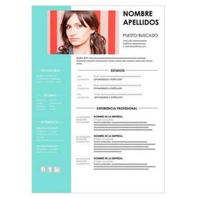 Ejemplo Curriculum Vitae Empleada Domestica Otros En Mercado Libre