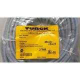 Cable Turck Rk 4.5t-10 (conector M12, 5 Pinenes 10 Metros)