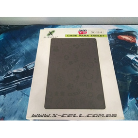 Capa Case Tablet X-cell Xc-ip-4, 9,7 Polegadas Nova !