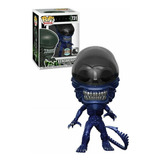 Funko Pop Alien 40th Anniversary Xenomorph Blue Metallic