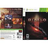 Juego Diablo Xbox 360 Usado Original