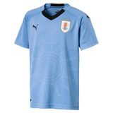 Camiseta Uruguay Niño Oficial 2018 Puma - Global Sports