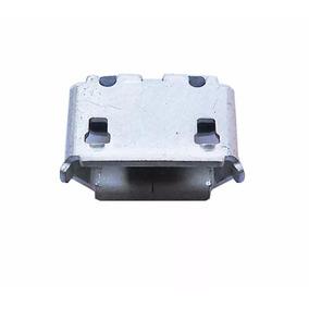 Conector Carga Tablet Cce Tr72 Tr92 - 5 Pinos - Lote 10 Unid