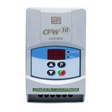 Inversor De Frequência Cfw10 1cv 220v 4a Monofásico Weg