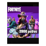 2800 Pavos Para Fortnite