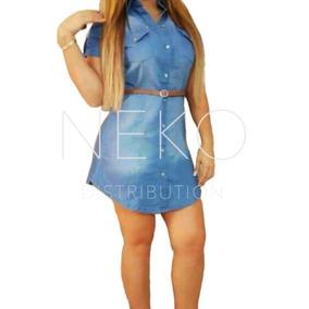 Vestido De Mezclilla Para Dama