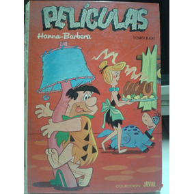 Peliculas Hanna Barbera Tomo Xxxi * Album Historietas