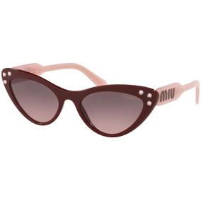 Oculos Miu Miu Gatinho - Óculos no Mercado Livre Brasil 26085accc0