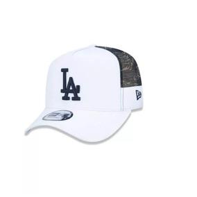 34f0afc4383ba Boné New Era Los Angeles Dodgers A Frame 9fifty Snapback - Bonés ...