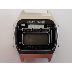 0ee365cf46f Relogio Orient Digital Antigo - Relógios no Mercado Livre Brasil