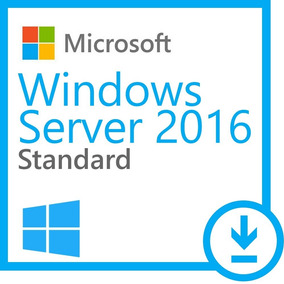 Windows Server 2016 Standard + 50 Cals User + Nf